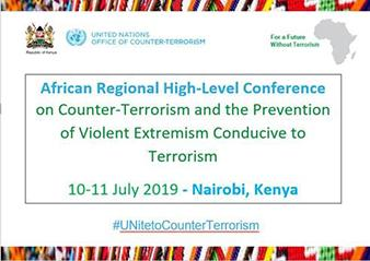 Kenya High-level Conference on counter-terrorism