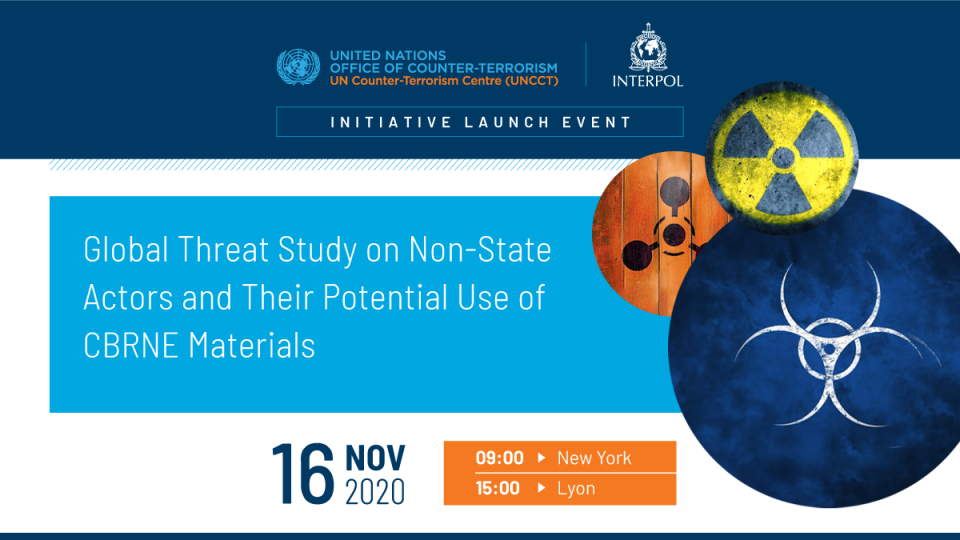Preview of the INTERPOL-UNCCT/UNOCT Initiative