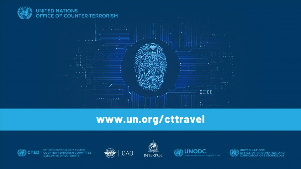 Image of the Countering Terrorist Travel Programme