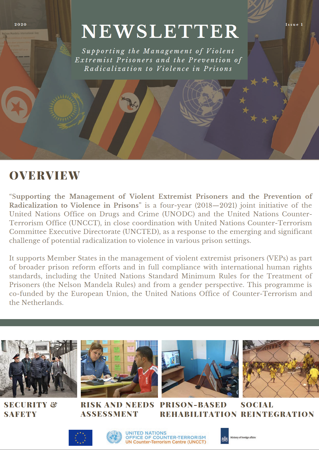 2019 Annual Report on the Fourth Year of the UNCCT 5-Year Programme
