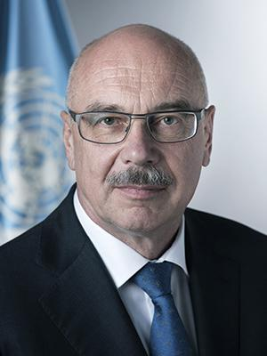 Portrait photo of Under-Secretary-General Vladimir Voronkov