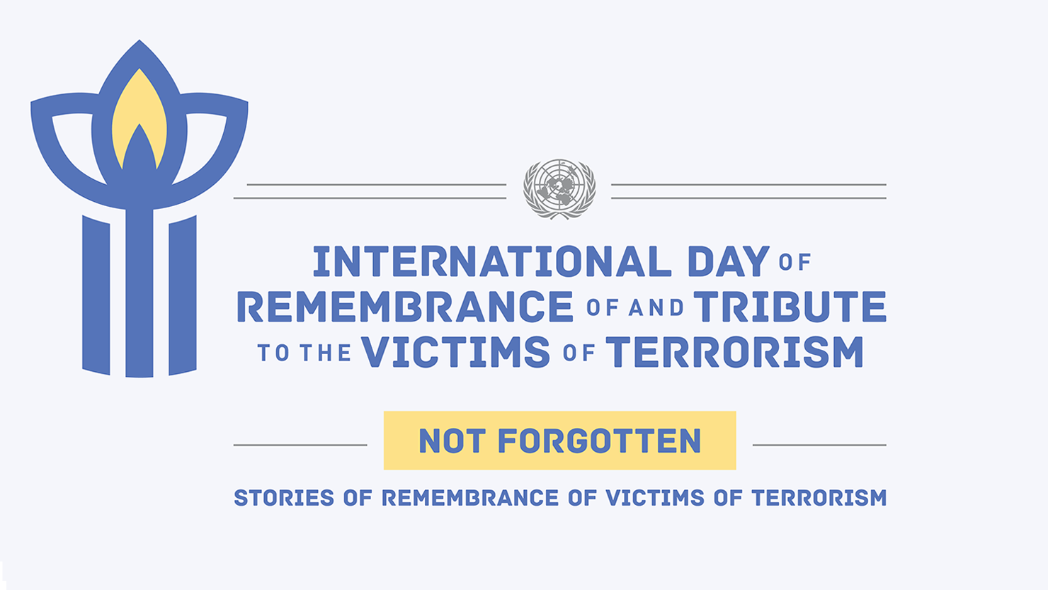 Graphic of International Day of Remembrance