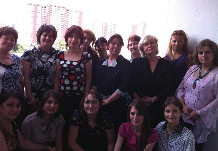 A Women S Parliament For Azerbaijan United Nations Democracy Fund