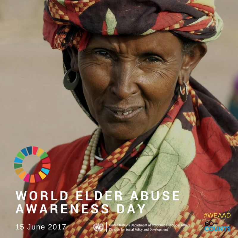 on the issue of elder abuse Consequences of elder abuse the possible physical and psychosocial consequences of elder abuse are numerous and varied nutrition and hydration issues.