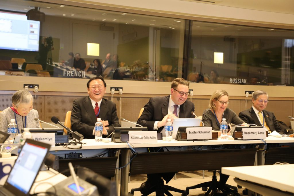 """CSocD56 Event on """"Why are Digital Skills Critical for Older Persons?"""""""