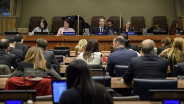 High-level panel discussion on the Third Review and Appraisal of the MIPAA