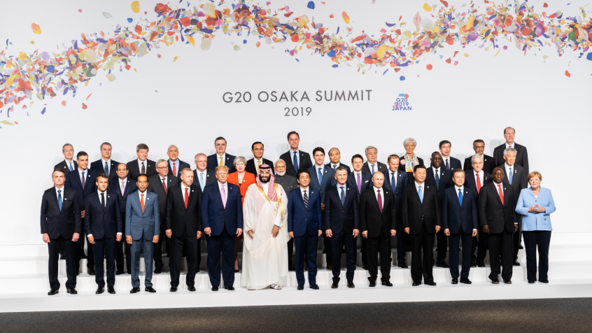 In a Historic First, G20 Leaders' Declaration Recognizes the Importance of Promoting a Healthy and Active Ageing Society