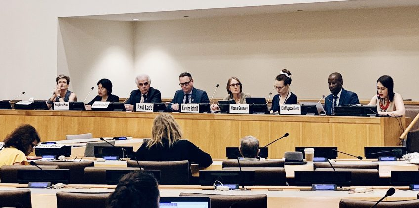 HLPF 2019 Event on Confronting Ageism and Empowering Older People