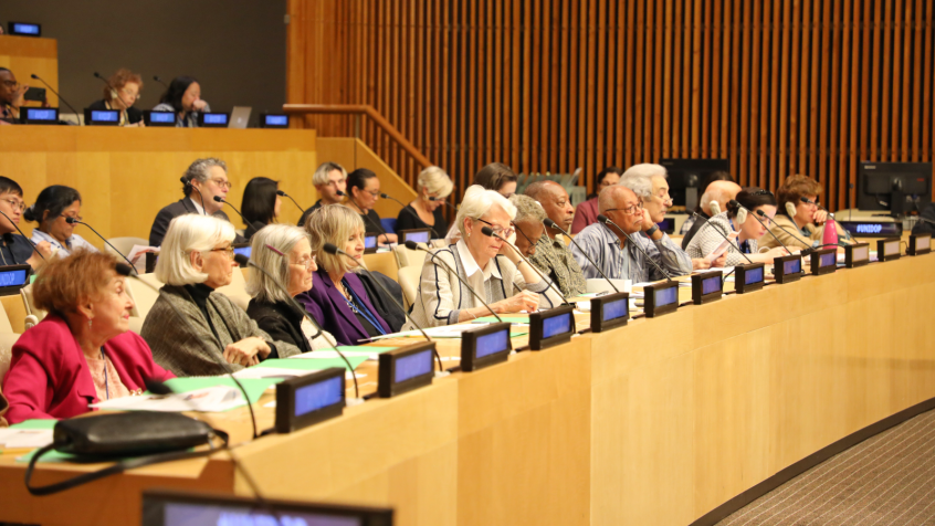 Secretary-General Says 4th Review and Appraisal of Implementation of Madrid Plan of Action Presents a Unique Opportunity to Generate Renewed Momentum to Advance the Ageing Agenda
