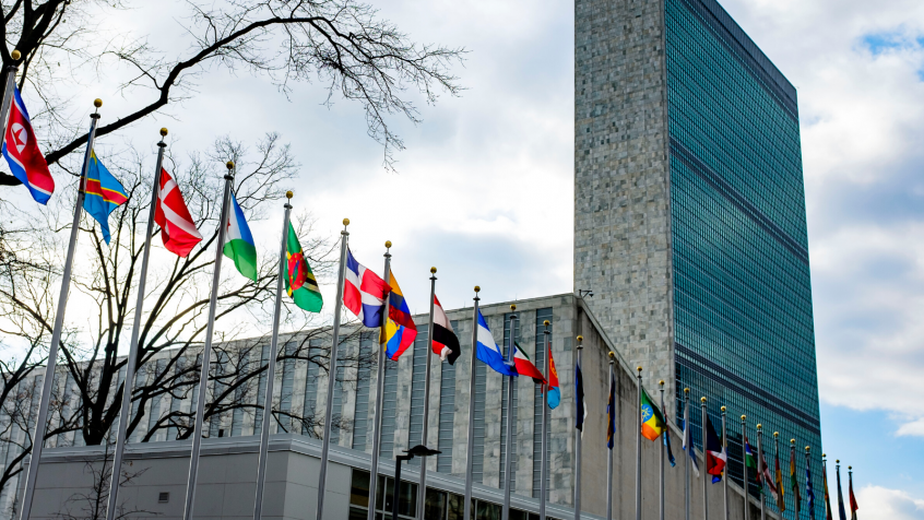 146 Member States support the SG Policy Brief on COVID19 and Older Persons
