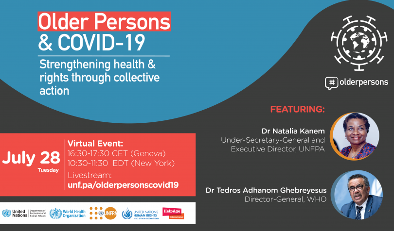 Older Persons and COVID-19: Strengthening Health and Rights through Collective Action