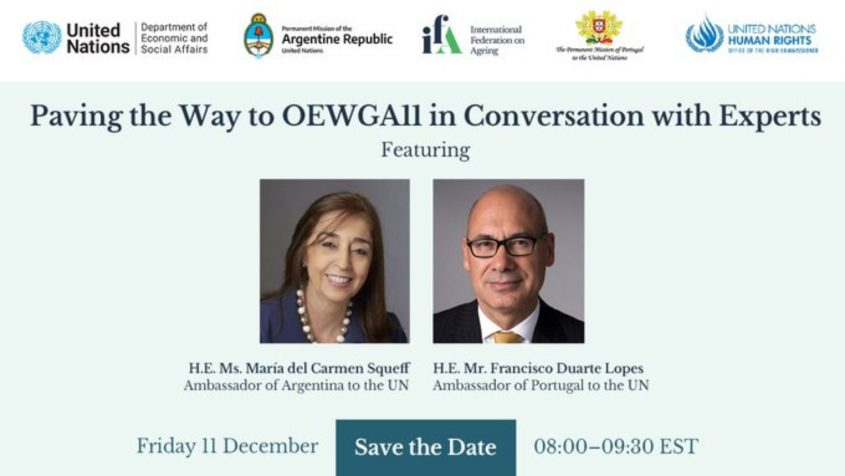 Paving the Way to OEWGA11 in Conversation with Experts