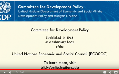 Committee for Development Policy