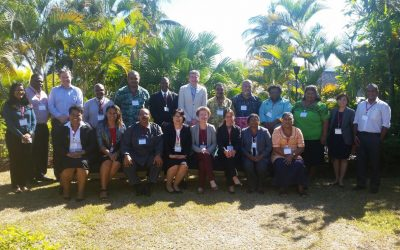 Inter-regional seminar on national statistical systems reviews in Small Island Developing States