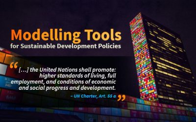 Summer School on Modelling Tools for Sustainable Development