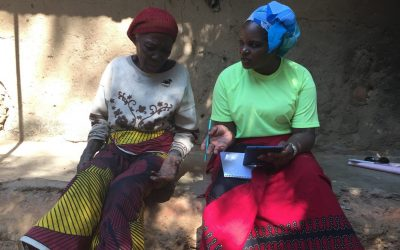 Data collection methodology and tools for supporting the formulation of evidence-based policies in response to the challenge of population ageing in sub-Saharan Africa