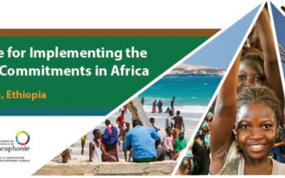 Symposium on Governance for Implementing the Sustainable Development Commitments in Africa
