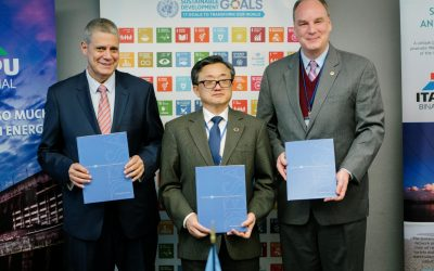 UN DESA Begins a new Partnership to Explore Sustainable Water and Energy Solutions