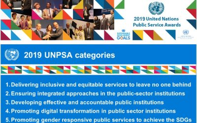 2019 UN PUBLIC SERVICE DAY & AWARDS