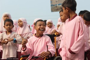 Ensuring inclusive and quality education for all persons with disabilities