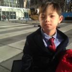 Matthew Blaskovich visits UN Headquarters on World Down Syndrome Day