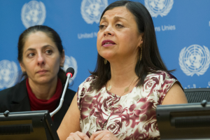 United Nations Secretary-General António Guterres has appointed María Soledad Cisternas Reyes of Chile as his Special Envoy on Disability and Accessibility.