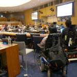 """""""Women with Disabilities"""" Side Event - 8th session of Conference of State Parties"""