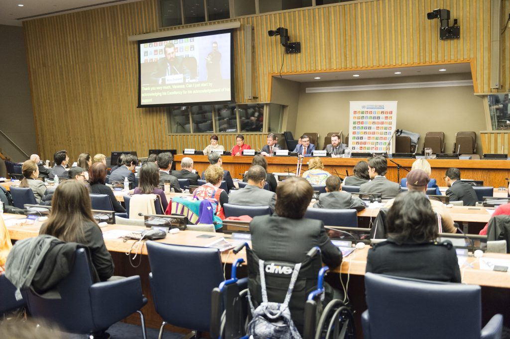Opening of the IDPD 2017