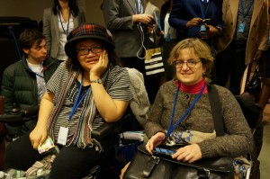 Women and girls with disabilities at CSW