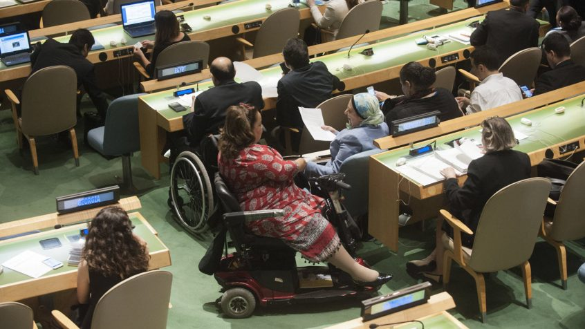 2018 International Day of Persons with Disabilities – IDPD