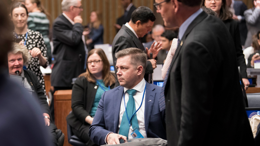12th session of the Conference of States Parties to the CRPD, 11-13 June 2019