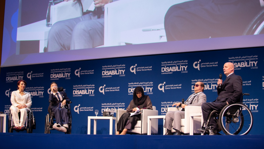 Doha International Conference on Disability and Development Concludes with 11 Recommendations