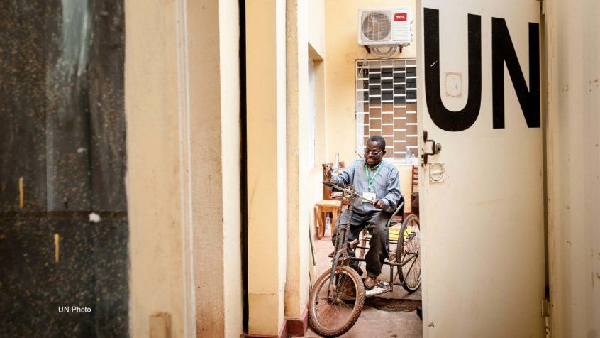 The Effect of the Coronavirus Pandemic on Persons with Disabilities