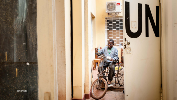 New UN DESA Policy and Action Plan for Disability Inclusion (2020-2021)
