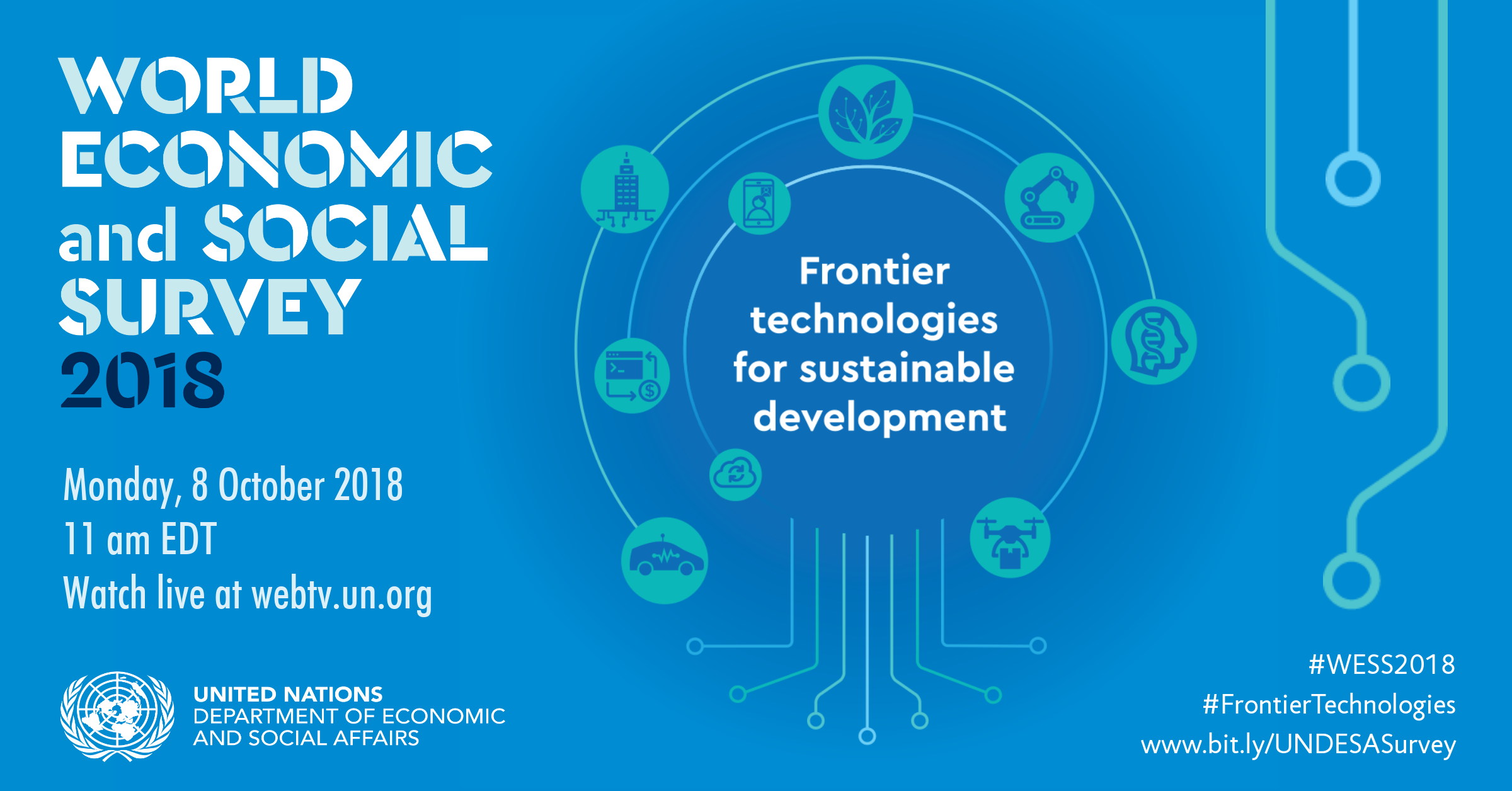 Frontier Technologies For Sustainable Development World