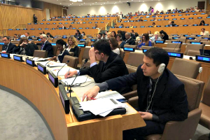 Fifth Working Session of the Open-ended Working Group on Ageing