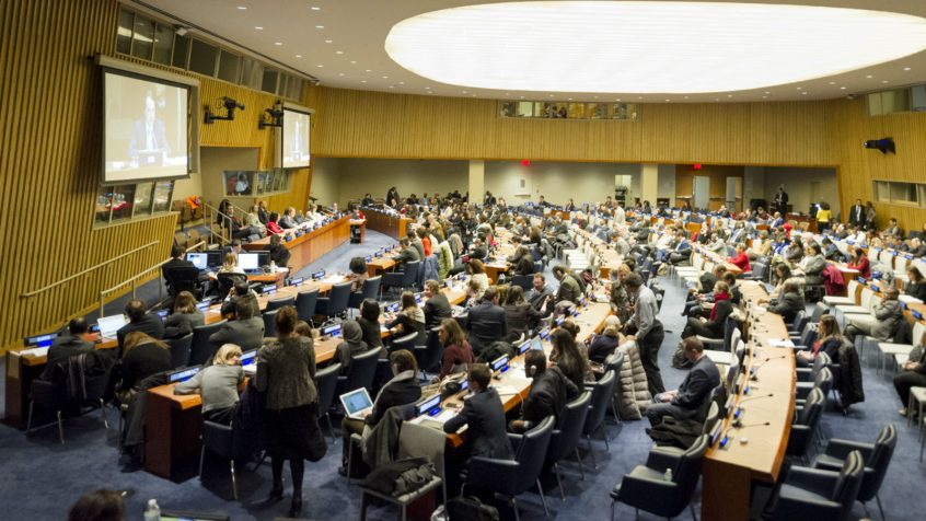 Commission for Social Development Concludes Fifty-fifth Session