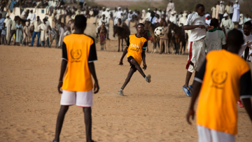 International Day of Sport for Development and Peace 2019