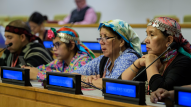 """DESA launches the new publication """"State of the World's Indigenous Peoples on UNDRIP's implementation"""""""