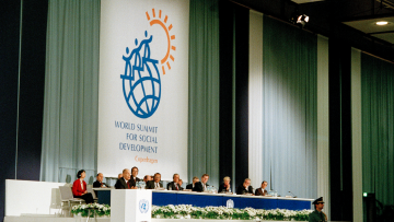 2020 Calendar of Major Events – 25 years of Championing Social Inclusion
