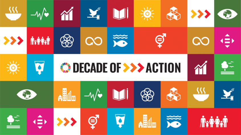a decade of action for the global goals