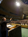 UN chief asks youth to 'make some noise' ahead of Rio+20 conference