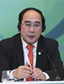 Under-Secretary-General for Economic and Social Affairs Wu Hongbo