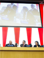ECOSOC discusses 'Partnering for Innovative Solutions for Sustainable Development.' UN Photo/Eskinder Debebe