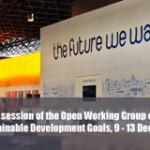 Sixth session of the Open Working Group on Sustainable Development Goals