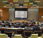 2016 Economic and Social Council on Financing for Development Follow-up.