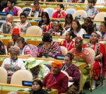 "Opening of the Fifteenth session of the Permanent Forum on Indigenous Issues (UNPFII15) Theme ""Indigenous peoples: Conflict, Peace and Resolution"""