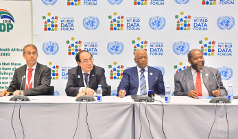 UN Data Forum opens in South Africa to harness power of data for sustainable development