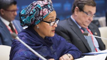 Sustainable Development Goals critical for better future for all – deputy UN chief Amina Mohammed