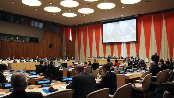 ECOSOC convenes meeting on international cooperation in tax matters